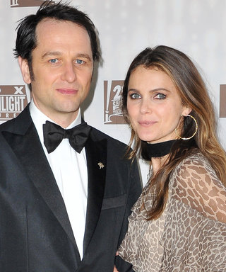 Matthew Rhys Has Had Eyes for Keri Russell for a VERY Long Time