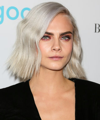 Update: A First Look at Cara Delevingne's New Haircut