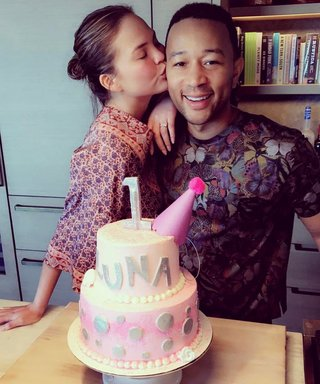 Inside Baby Luna's Birthday Festivities