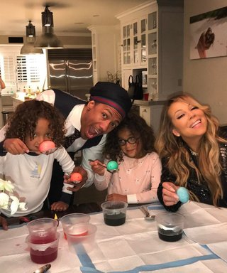 This Is How Your Favorite Celebs Celebrated Easter