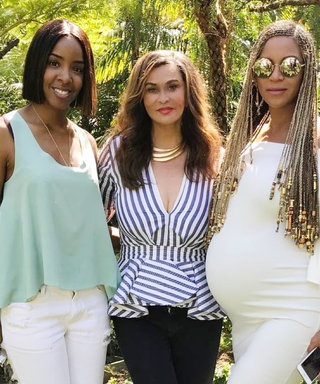 Beyoncé's Easter Maternity Style Is Perfectly On-Trend