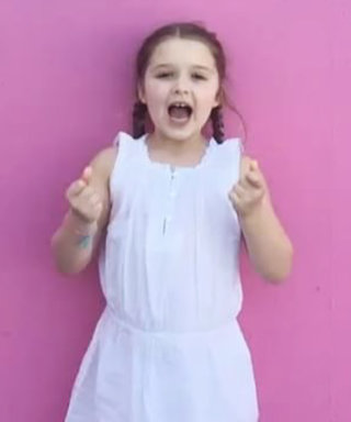 Harper Beckham Serenaded Mom Victoria for Her Birthday—Watch the Clip