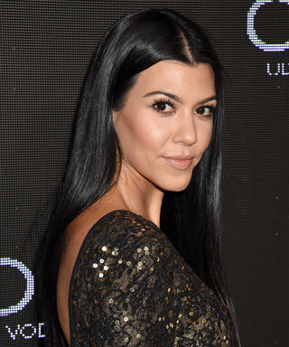 Kourtney Kardashian Gets Caught Napping in Sexy Underboob-Baring Bikini