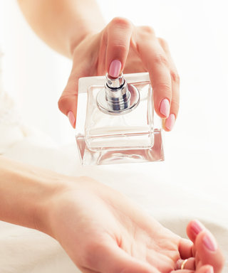 The Perfume 12 Brides Wore to Their Weddings