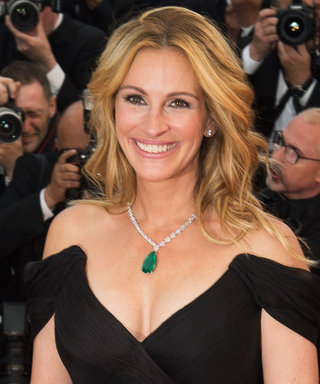 Julia Roberts Named World's Most Beautiful Woman