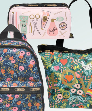 LeSportsac Welcomes Spring with a Rifle Paper Co. Collaboration