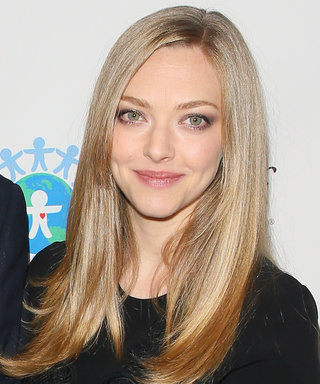 Amanda Seyfried Wears an LBD for Her First Red Carpet Appearance Since Baby