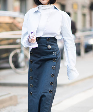 The Trend You Need to Try: Oversized Buttons