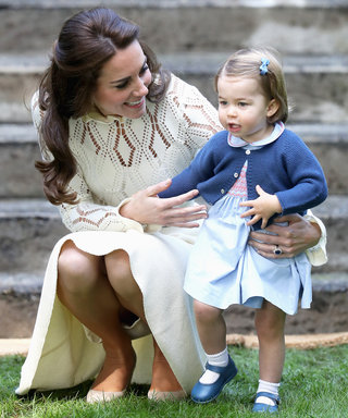 "Kate Middleton Admits She's Felt ""Lonely"" as a Mother"