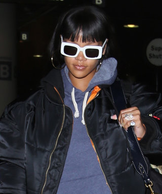 Rihanna Can't Stop Wearing These Affordable Sunglasses