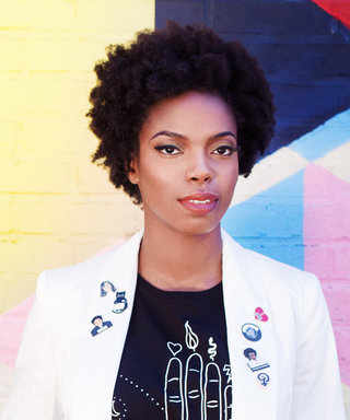Don't Tell SNL Star Sasheer Zamata to Dress Like a Comedian