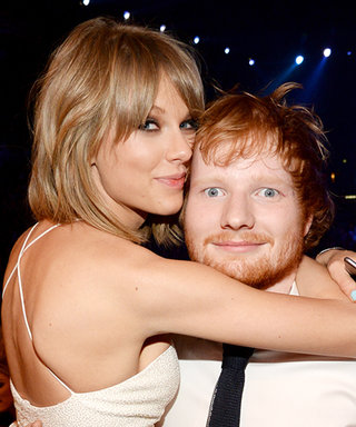 Taylor Swift Gives the Best Pep Talks, Just Ask Ed Sheeran