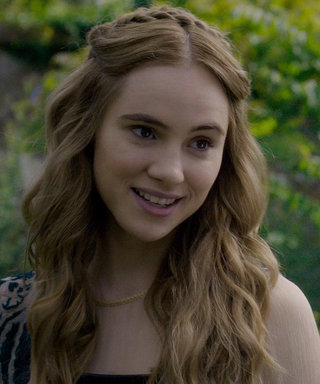 Watch Suki Waterhouse Throw Subtle Shade in This White Princess Preview