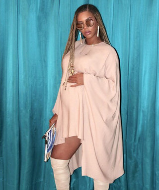 How Pregnant Beyoncé Does a Destiny's Child Reunion