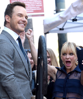 Chris Pratt's Walk of Fame Speech Made Him Tear Up (and You Will Too)