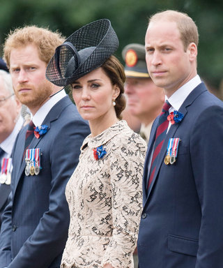 Watch Princes William and Harry Talk About Losing Their Mum with Kate Middleton