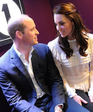Prince William and Kate Middleton Filled in as Radio DJs—Watch the Clip
