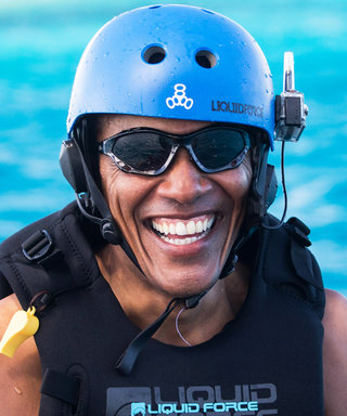 Barack Obama's Heading Back to Work—No Backwards Baseball Cap in Sight