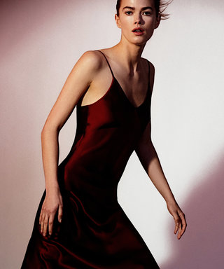 Protagonist Privé Is Here with Perfect '90s Slip Dressing