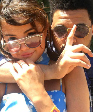 Selena Gomez's Selfie with The Weeknd Just Broke Her Personal Instagram Record