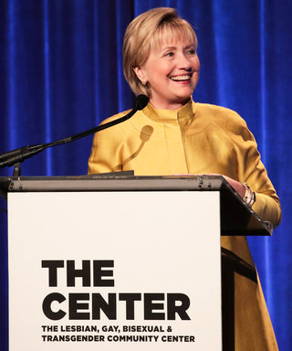 The LGBT Community Center Honors Hillary Clinton and Marc Jacobs