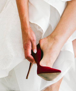 16 Funky Shoes Unique Brides Will Wear on Their Wedding Day and Beyond