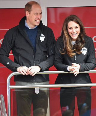 Kate Middleton and Princes Cheered So Hard at Marathon