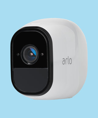 The Chic Wifi Camera That Doubles as a Baby Monitor
