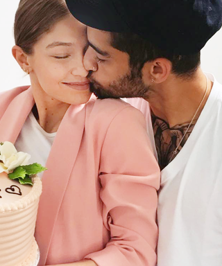 Gigi Hadid's 22nd Birthday Involved Zayn, Helicopters, and a Pink Wig
