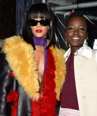 Rihanna and Lupita Nyong'o Are on Board for This Movie the Internet Made Up