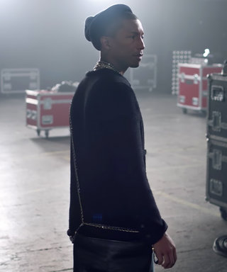 Pharrell Makes a Case for the Man Purse in New Chanel Video