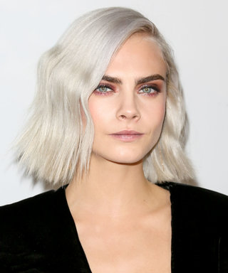 Cara Delevingne Shaved Her Head