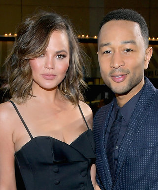Chrissy Teigen and John Legend Got Bored and Perfectly Recreated Scenes from Devil Wears Prada