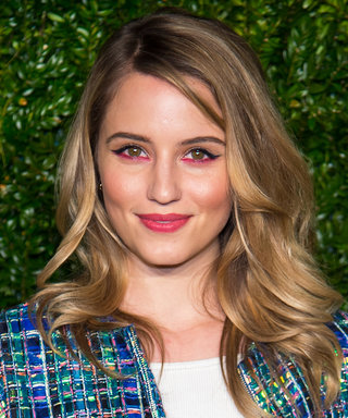 Daily Beauty Buzz: Dianna Agron's Pink Eyeliner