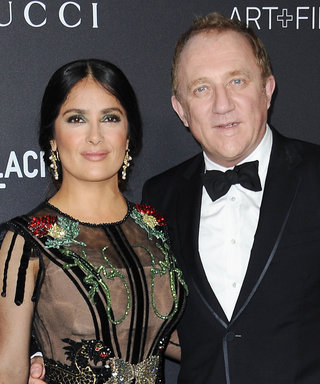 Salma Hayek Gives Us a Peek at Her Lavish Wedding on 8th Anniversary