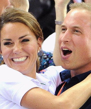 12 Times Prince William & Kate Middleton Engaged In PDA