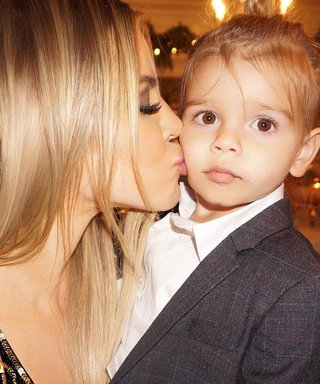 Aunt Khloé Is Babysitting While Kim and Kourtney Party in Mexico