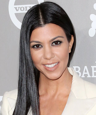 Kourtney Kardashian Takes a Cue from Kim, Rocks a Thong Swimsuit on Vacay