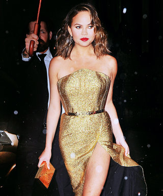 How to Look Perfect in the Rain, Taught by Chrissy Teigen