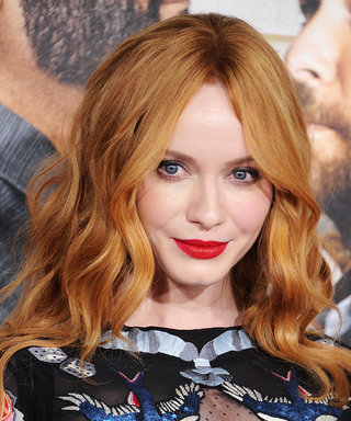 Birthday Girl, Christina Hendricks, Shows Us How to Dress Your Curves