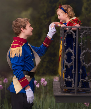 This Teen Made His 5-Year-Old Sister's Disney Princess Dreams Come True