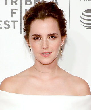 Daily Beauty Buzz: Emma Watson's Soft Gold Eyeshadow