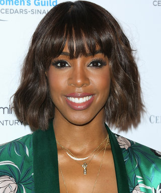 Kelly Rowland Cried After Her Son Saw Her Perform for the First Time