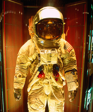 NASA Is Running Out of Space Suits