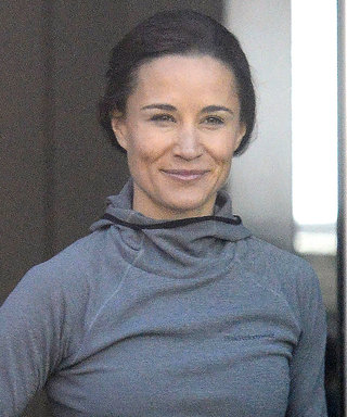 Bride-to-Be Pippa Middleton Shows Off Her Toned Legs Leaving the Gym