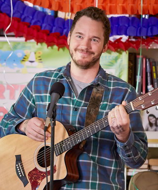 Chris Pratt Posted a Hilarious Deleted Scene from Parks and Rec