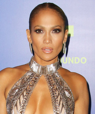 J.Lo Cements Her Reign as Queen of the Naked Dress in 2 Hot Looks