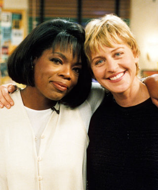 Oprah Helps Ellen Celebrate Her Coming-Out Episode, 20 Years Later