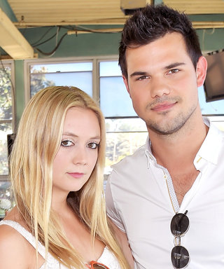Billie Lourd and Taylor Lautner Were the Cutest Couple at Stagecoach