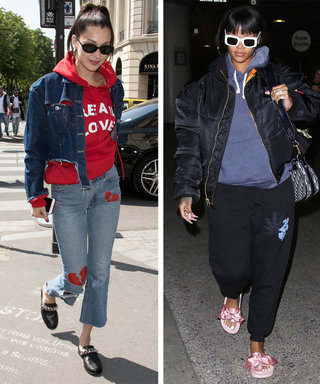 The Comfortable Shoes Celebrities Can't Stop Wearing